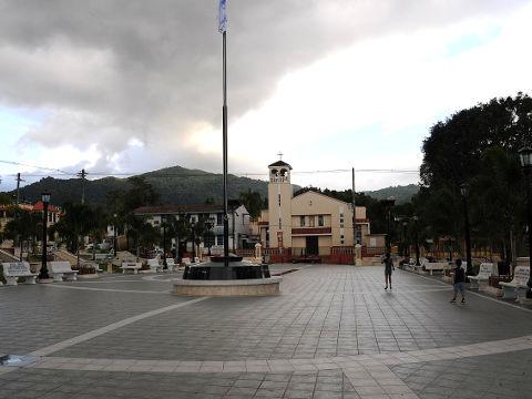 City of Adjuntas in the southern region of Puerto Rico.